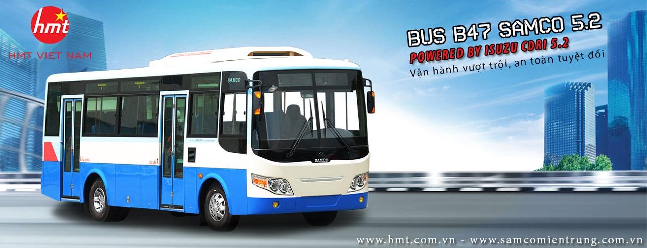 xe bus b47 samco