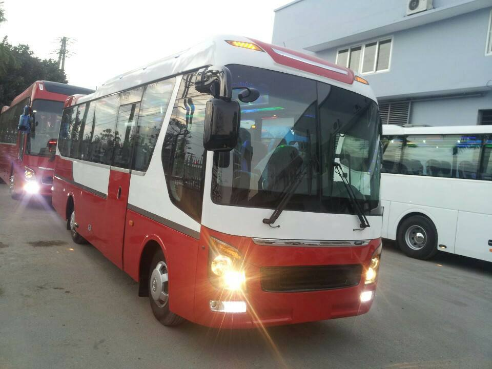 HMT- Xe khách K29 UMINI 3-2 ( MODEL 2017)