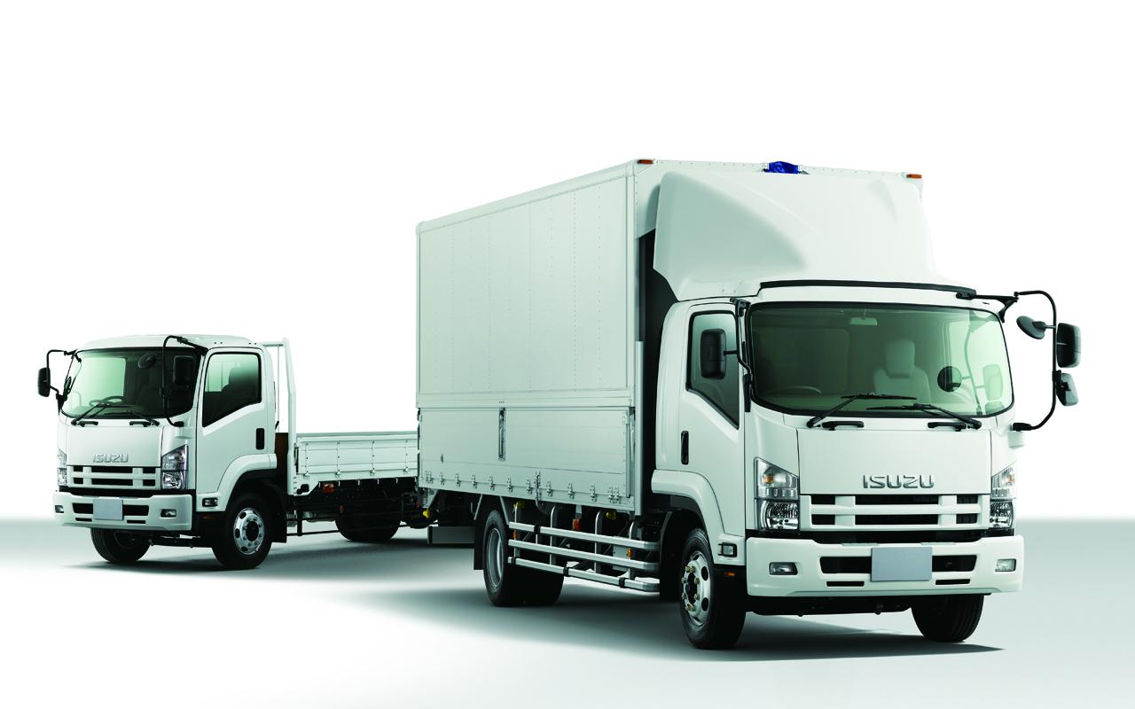Xe tải Isuzu 9 tấn siêu dài