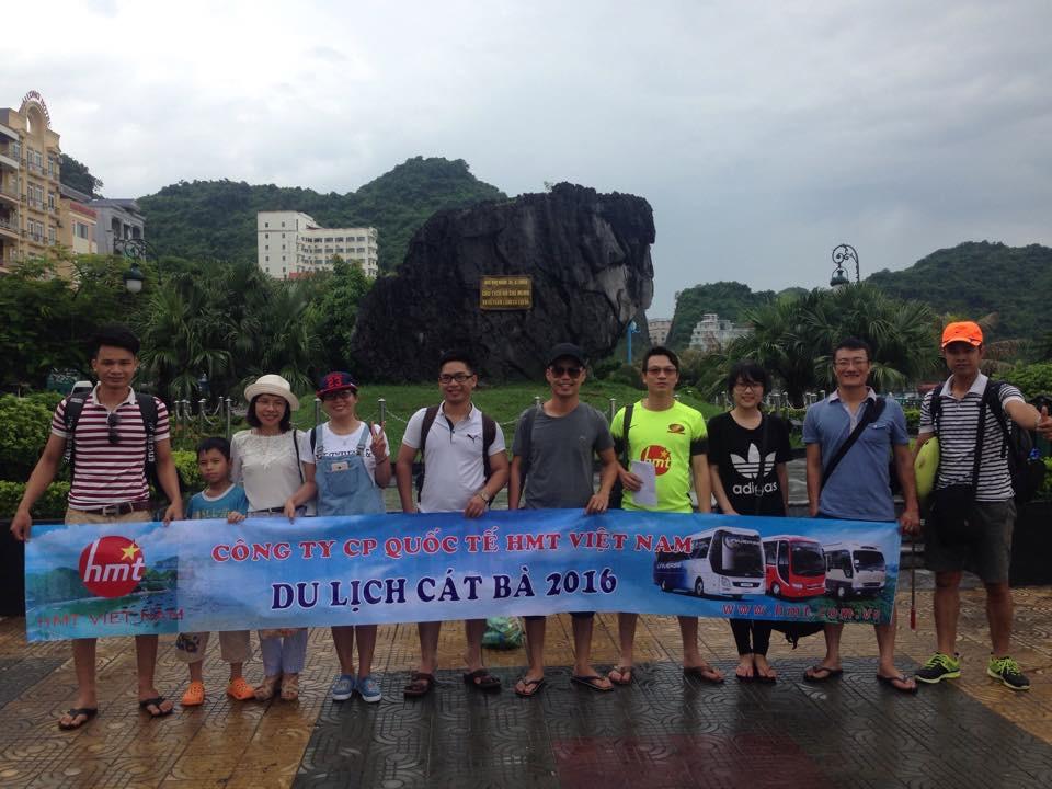 HMT Việt Nam du lịch hè 2016