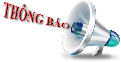 HMT Việt Nam Xin Thông Báo