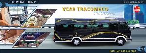 VCar Tracomeco Limousine Công bố giá mới sau RoadShow 10 ngày
