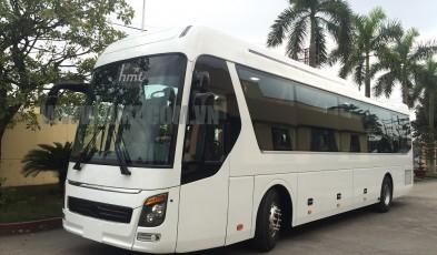 HMT - Xe khách 2 Tầng Giường Nằm Hino 3-2 (Model 2017)