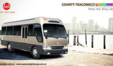 HMT - COUNTY TRACOMECO (Model 2017)