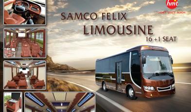 SAMCO FELIX LIMOUSINE CAO CẤP (16+1 GHẾ)