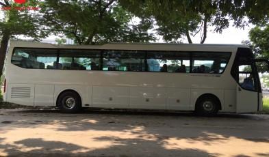 Xe khách 47 Hồng Hà động cơ HINO bầu hơi